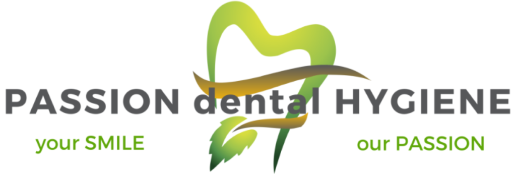 passion dental hygiene logo
