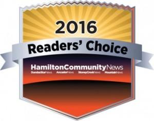Marlene Maia, 2016 Readers' Choice